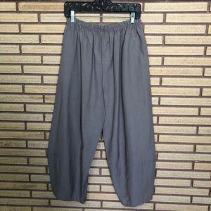 Grey Harem Pants - Waist 29-31 - Balloon Pants